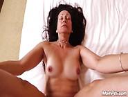 Old Granny Slut Loves Sucking Young Cock Pov