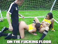 Horny Little Soccer Sluts - Desperate For A Hard Fuck (Gemcutter