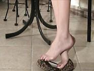 Italian Babe Dirty Feet
