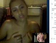 Rocio On Skype