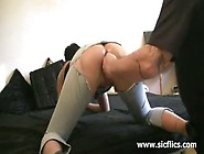 Very Naughty German Mom And Papa Get Freaky Crazy At Home