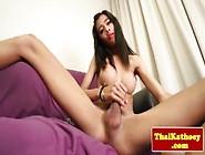 Teen Thai Shemale Loves To Finger Her Ass