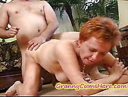 Cum Covered Grannies And Some Fat Cocks