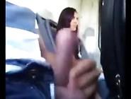 Bus Handjob - Brasil