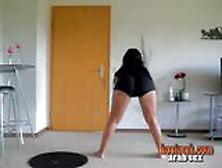 Turkish Muslim Slut Twerking Her Fine Ass