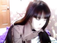 Peep! Live Chat Masturbation! Full View Is Muff Of Korea Hen Ski