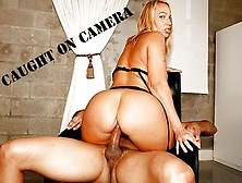 Big Butt White Girl Melanie Monroe Fucks Her Cameraman