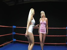 Tylene Buck Catfight 2