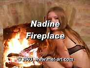 Galitsin - Nadine Fireplace
