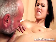 Grandpa Jack Enjoys Fucking Hot Teens