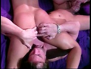Hot Blonde Teens With Huge Tits Get Fucked By Dude And A Facial