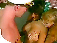 Isis Nile And Nicole London,  Frank Towers - Titanic Orgy