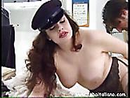 Italian Curvy Mature Jessica Rizzo