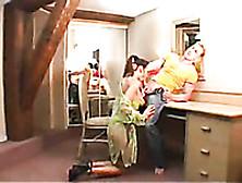 Girlfriend's Lusty Mother Seduced Me In Her Bedroom