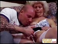 Horny Granny Pleasures Her Younger Neighbour Really Hard By Dow5