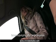 Teenie Victoria Puppy Pounded In A Car