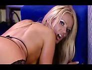 Bimbo Lucy Zara Chat On Tv 11 Boots