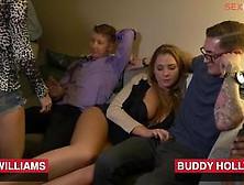 Sexfactor: Buddy & Blair Shower Fuck.  Full Length.  Porn Show