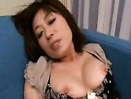 Striking Japanese Mom With Big Tits And A Divine Ass Is Hor