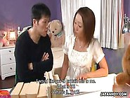 Sweet Japanese Teen You Shiraishi Gets Her Tight Pussy Drilled B
