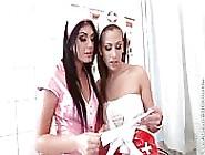 Two Helpful Nurses