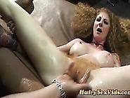 Super Ginger Hairy Cunt