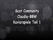 Claudias Bbw Kaviar Spiele Teil 1