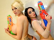Amy Anderssen And Bella French Have Fun 2
