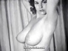 Janey Reynolds Looks Extremely Seductive (1960S Vintage)