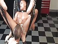 Handsome Sex Slave Getting His Asshole Licked