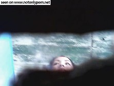Young Girl Pooping On Hidden Camera