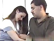 Husband Lets An Arab Fuck His Swinger Wife And Cum On Her Tits