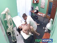 Fakehospital Dirty Doctor Fucks Female Thief And Creampies Her P