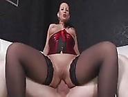 Slutty French Maid Loves It Hard