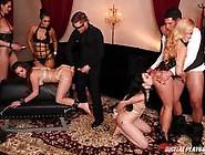 Cock Slucking Spunk Drinking Cult With Cherie Deville,  Eva Lovia