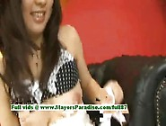 Naughty Chinese Girl Is Getting Her Tight Pussy Poked