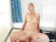 Hot Mom Alice Chambers Sucks & Fucks Her Naughty Step-Son In Sho