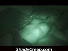 Wake A Sleeper Up Late At Ht Shoving Cock In Her Face