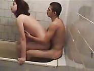 Brother And Sister Fuck In The Bathroom