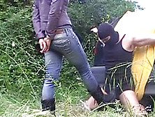 Ballbusting In The Garden Clips4Sale. Com/store/45088