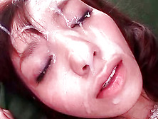 Hot Creampie Ending After A Harsh Pov Fuck Session