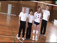 Tall Japanese Woman Erika Takashita Gets Toyed,  Fingered,  And Fu