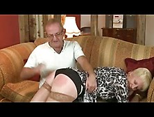Mature Blonde Hoe Spanked And Pounded Hard