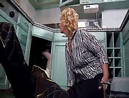 An Unscrupulous Plumber Fucks An Old Woman Who's In Need Of A Go