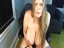 Mature Mom Saggy Big Huge Natural Tits Masturbate