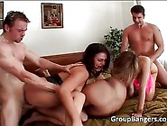 Two Horny And Hot Sluts Come Into The Sex Shop