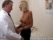 Hot Blonde Milf Gets Aroused For Some