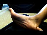 Ms.  Cindy Mature Ebony Soles