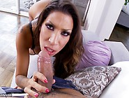 Milf Senora Kayla Carrera With Gigantic Tits Takes Dream Cumshot