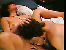 Smoking Hot Brunette Milf Gets Eaten And Fucked Missionary Style